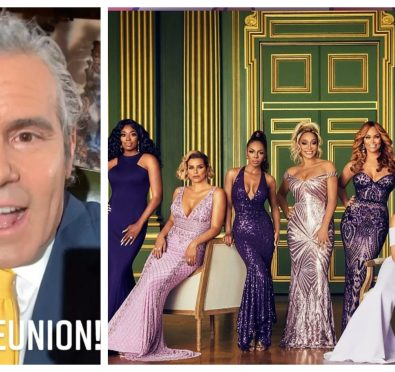 """Andy Cohen Says 'RHOP' S5 Reunion Is """"Most Dramatic Yet, These Women Don't Play"""" After 11 Hour In-Person Taping+More Teasers [Video]"""