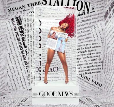 Stream: Megan Thee Stallion's Debut Album 'Good News' ft. Beyonce, Big Sean, City Girls, SZA, DaBaby & More