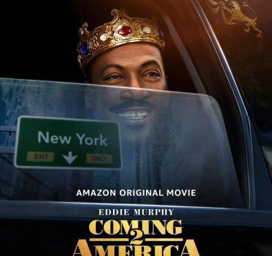 Must See: Amazon Unveils Star-Studded 'Coming 2 America' Movie Trailer