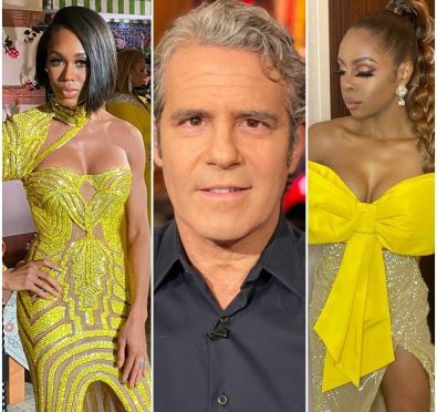 Andy Cohen Reacts To Fans Dragging Him For Not Being Fair To Monique Samuels at 'RHOP' Reunion/Says He Held Candiace Dillard Bassett Accountable But It Didn't Air In Final Cut [Video]