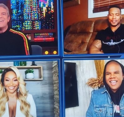 "Did You Miss It? 'RHOA's Bolo Joins Cynthia Bailey & Miss Lawrence on 'WHHL'/Says His Only Fans Has Exploded, He Hasn't Watched The ""Stripper-Gate"" Episode & More [Video]"