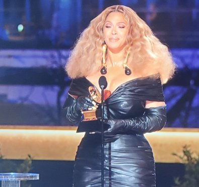 Beyonce Makes Grammy History Becoming Most Awarded Female Artist Ever+Takes Home Four Awards of The Night [Video]