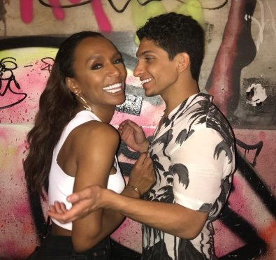 Angel B. Curiel Breaks His Silence Following Girlfriend Janet Mock Admitting To Cheating On Him During 'Pose' Premiere Party Speech