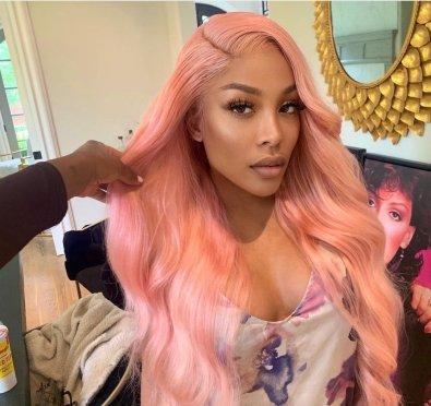 """K. Michelle Debuts Stunning New Look, Fans React To """"New Face""""...""""Harpo Who Dis"""""""