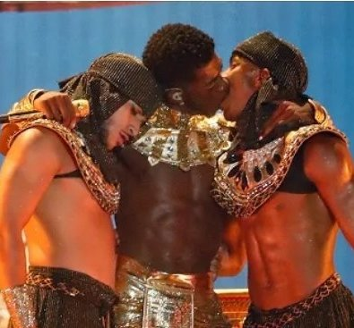 """Lil Nas X Claps Back at Critics Over His BET Awards Male Kiss """"Not Gonna Live My Life To Appease Straight People...Imma Just F*** The N**** On Stage Next Time"""""""