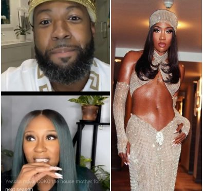 Coko Wants Sevyn Streeter To Play Her In SWV Biopic/Talks SWV Having To Change Their Name From TLC, Joining BET Presents The Encore Season 2 & More with Carlos King [Live Video]