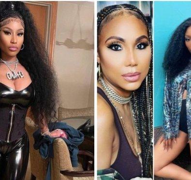 Nicki Minaj Previews New Track & Wants Brandy, Tamar Braxton, Keke Wyatt & More R&B Divas On It+Has Plans For Similar Female Rapper Track [Video]