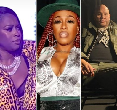 """Lil Mo Demands Apology From Fat Joe For Calling Her & Vita """"Dusty, Crackhead, B*tches"""" at Verzuz, Remy Ma Claps Back at Mo [Photos/Video]"""
