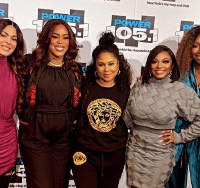 Brandy, Eve, Naturi Naughton, Nadine Velazquez Visit 'The Breakfast Club' To Dish On 'Queens,' Sisterhood, Eve Gets Emotional Over DMX, Talks Pregnancy, Naturi Reveals 3LW 'Cribs' Was Staged & More [Video]