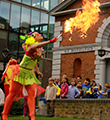 Fire Entertainers link