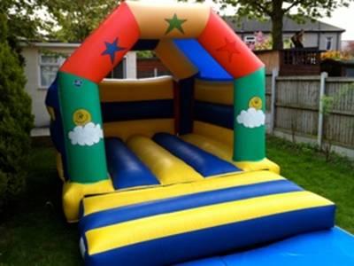 Party Bouncy Castle London