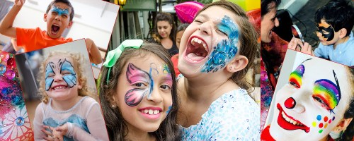 Face Painters For Hire In London 07743 196691