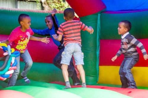 JoJoFun Bouncy Castle Hire London