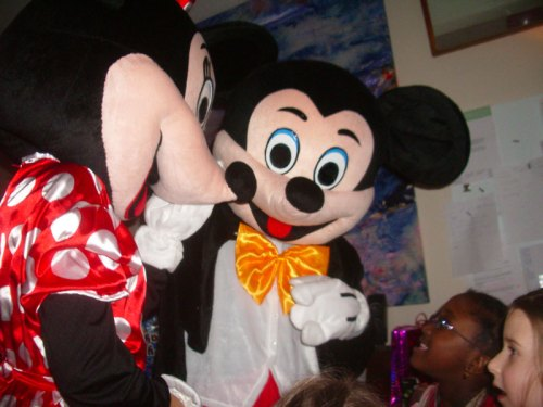 Mickey Mouse Party Theme London