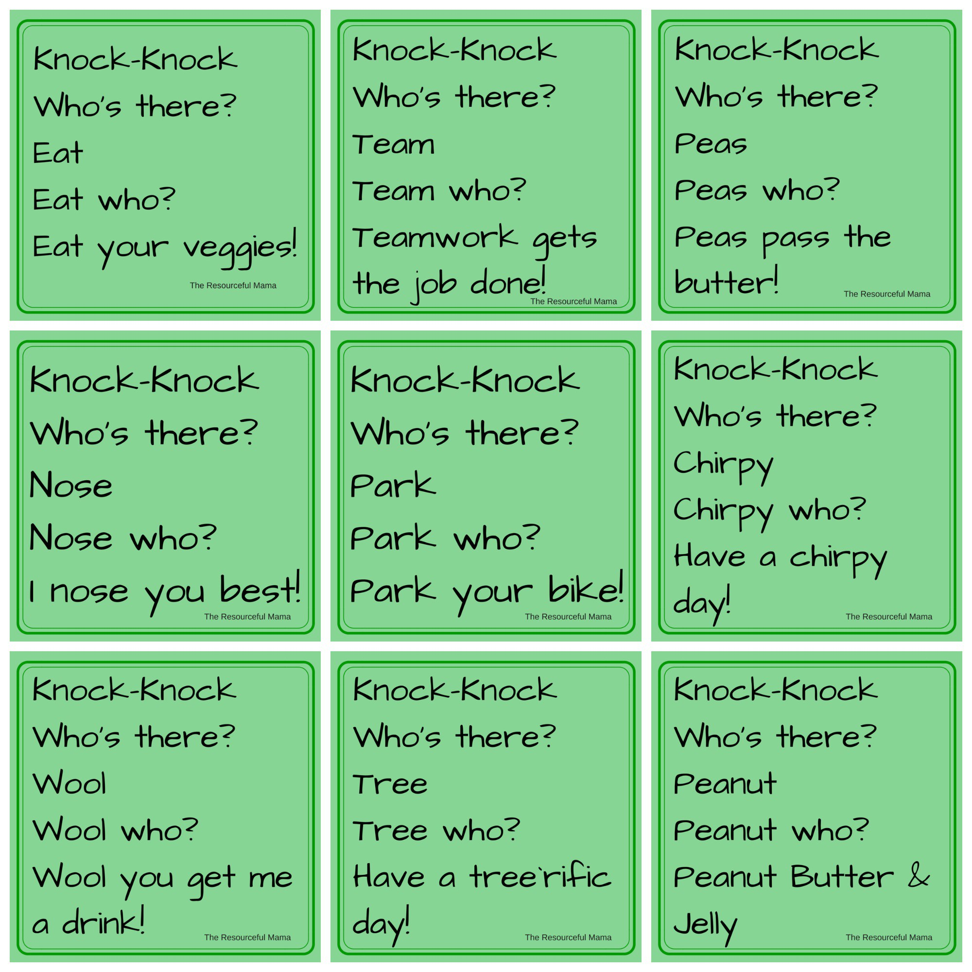 Racist Knock Knock Jokes