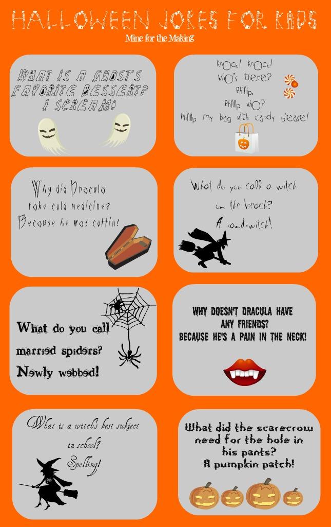 While most of the halloween jokes at fun … Funny Kid Halloween Jokes