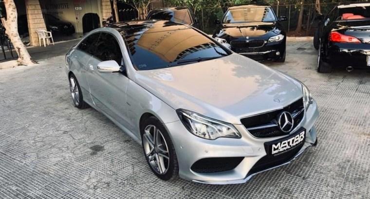 Mercedes E350 kit 2015