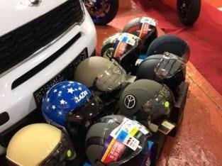 Nexxi Givi helmets