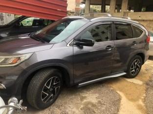 Honda CRV 2016