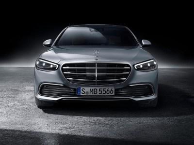 Mercedes benz 2021