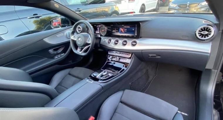 Mercedes E200 Coupe AMG-Line