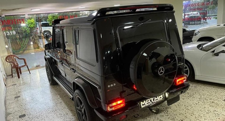 Metcedes G63 AMG