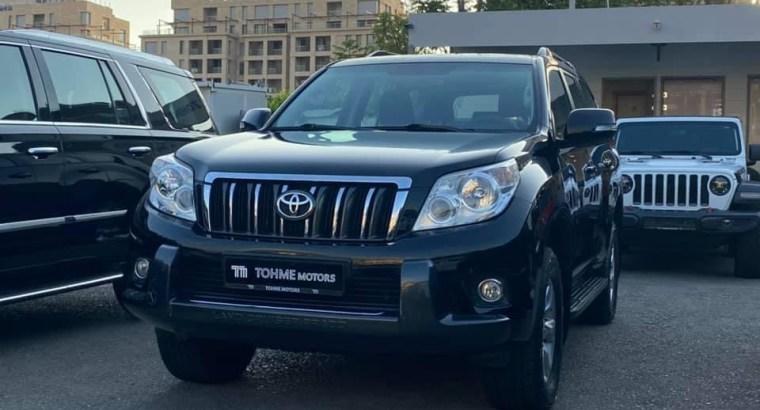 Toyota Prado TX-L 2013