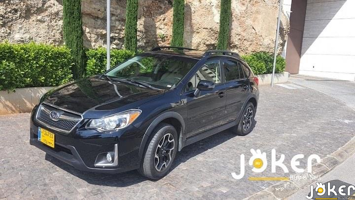 Subaru XV 2016 Limited