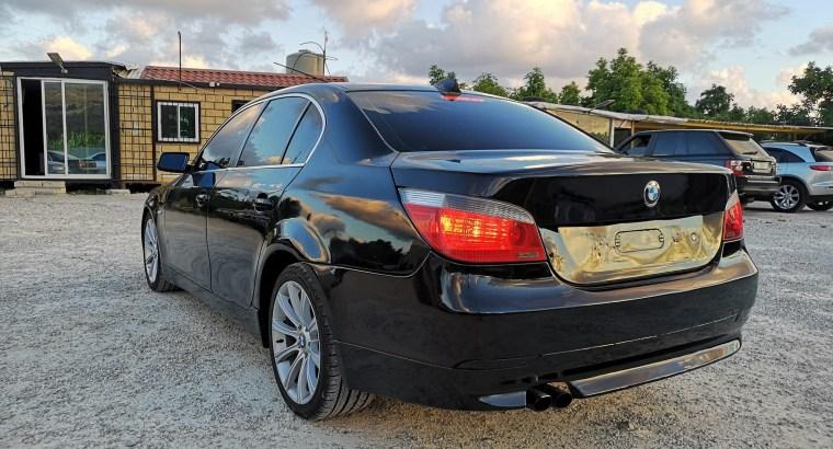 BMW E60 525i 2006