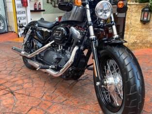 Harley Davidson Sporster 2015