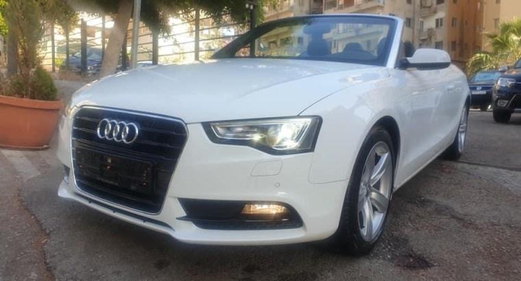 Audi A5 1.8 T 2013