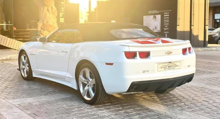 Camaro ZL1 look 2019