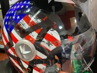 Motorcycle Dot helmets