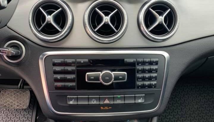 Mercedes CLA 250 2014