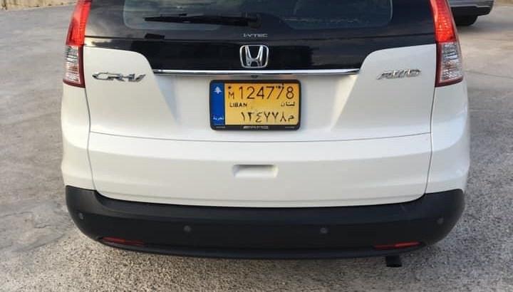 Honda CRV EX AWD 2014