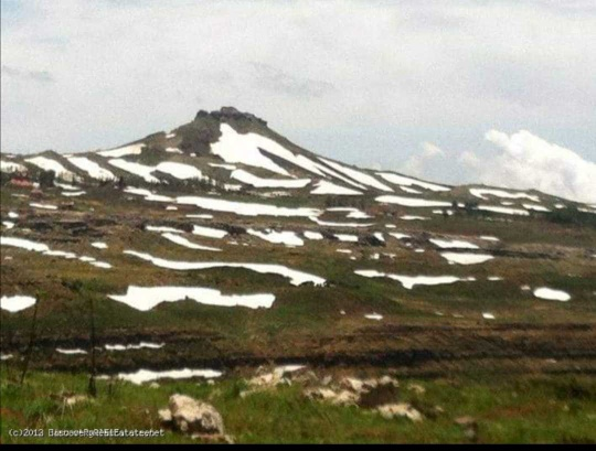 Land for sale in Tannourine El Fawka