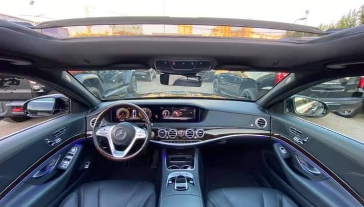 Mercedes S 450L 4 Matic 2019
