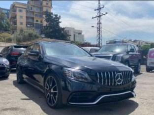 Mercedes C 300 2015