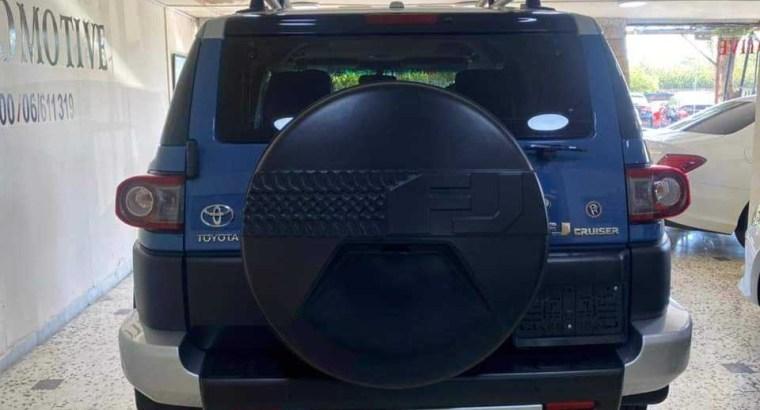 Toyota Fj Cruiser TRD 2013