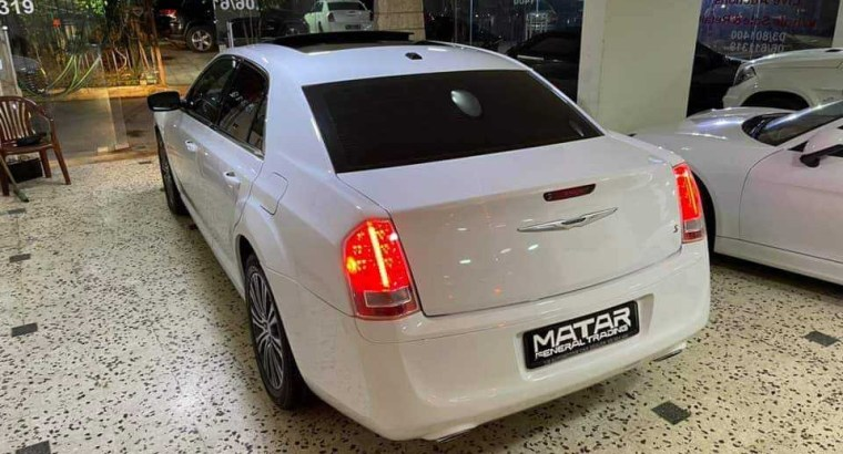 Chrysler 300 c V6 2013