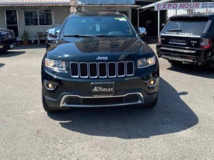 Jeep Grand Cherokee Limited V6 2015