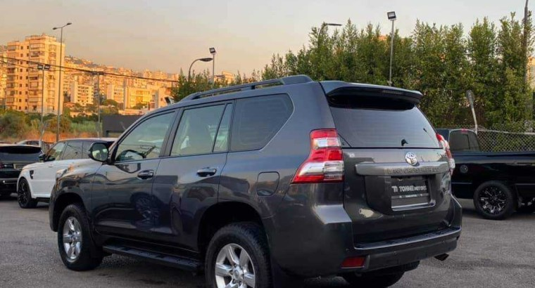Toyota Prado TX_L 2016