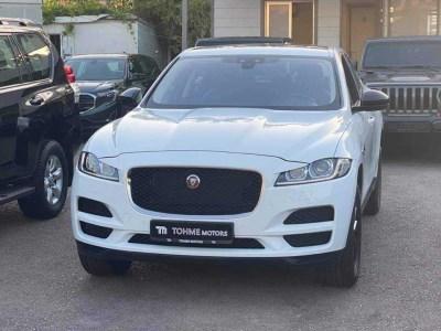 Jaguar F_Pace 3.5 V6 2017