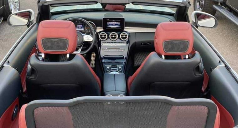 Mercedes C 200 Cabrio AMG_Line 2017