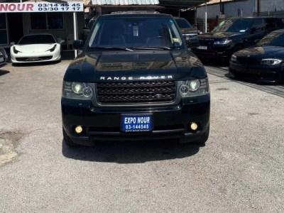 Range Rover HSE vogue 2011
