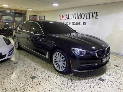 BMW 740 XI 6 2017