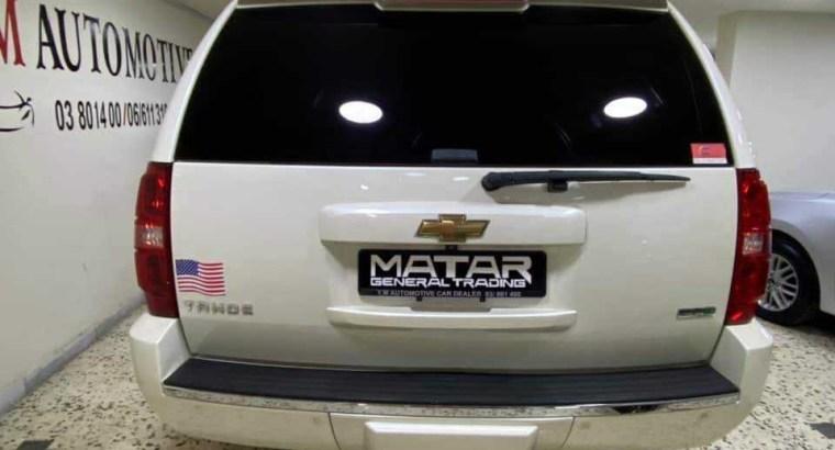 Chevrolet Tahoe LTZ 4 WD 2011