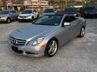 Mercedes e 350 2011
