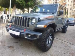 Jeep Rubicon tgf 2020