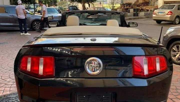 Ford Mustang Convertible 2020